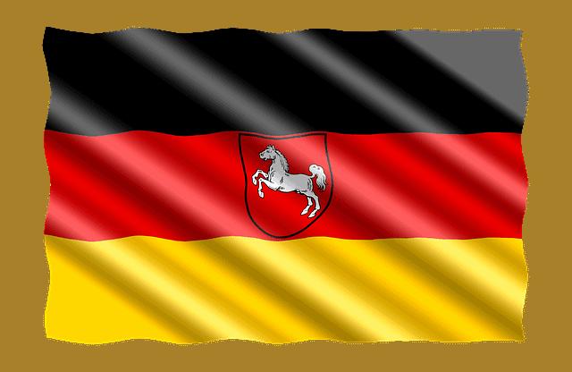 Niedersachsenfahne