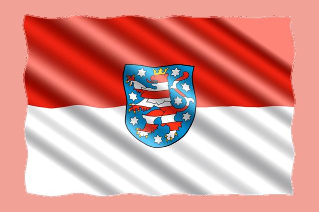 Thüringenfahne