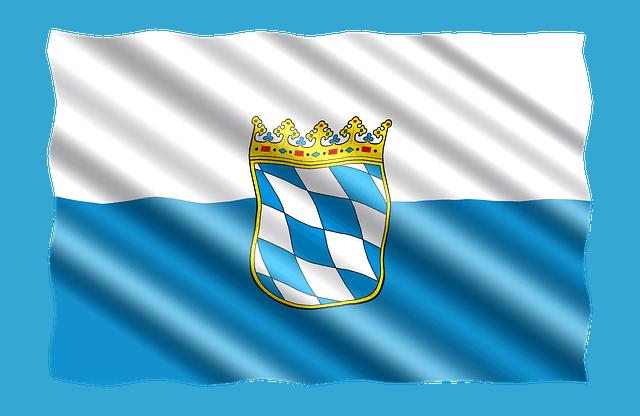 Bayernfahne
