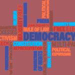 Demokratie-Symbolbild
