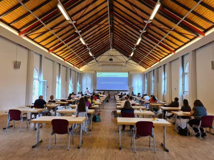 Foto Mitgliederversammlung 2021 in Celle