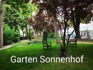 Garten Kinderhospiz Sonnenhof Berlin