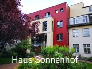 Haus Kinderhospiz Sonnenhof Berlin