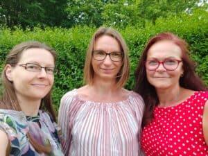 Gruppenfoto Regionalgruppensprecherinnen Hildesheim