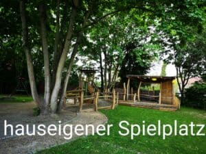 Spielplatz Kinderhospiz Sonnenhof Berlin