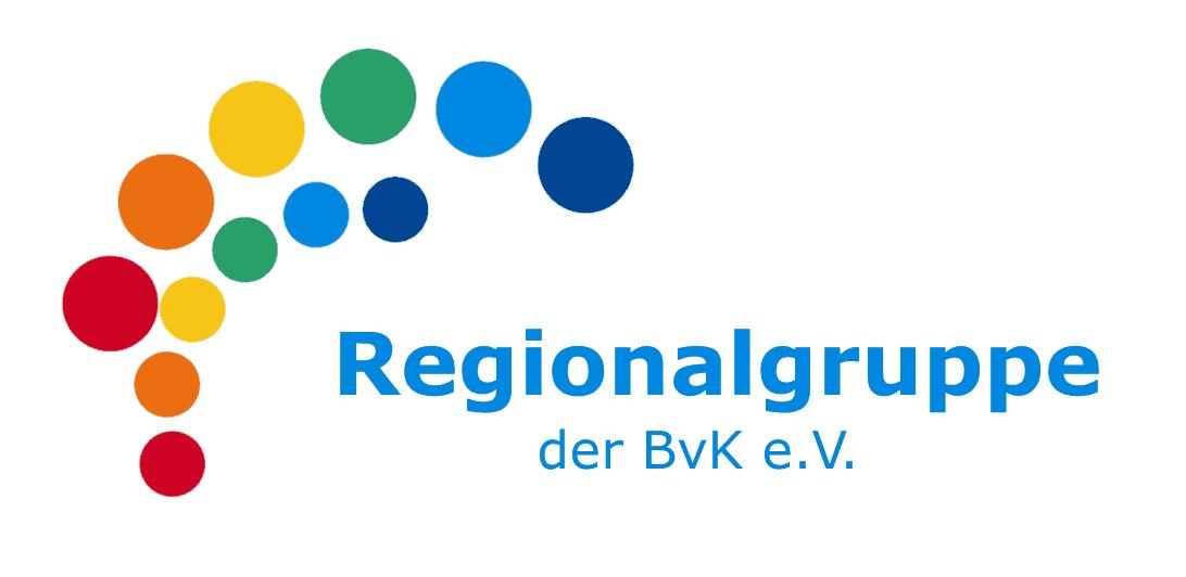 Logo BvK-eV Regionalgruppen